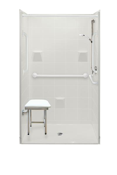 4836 Barrier-Free Shower