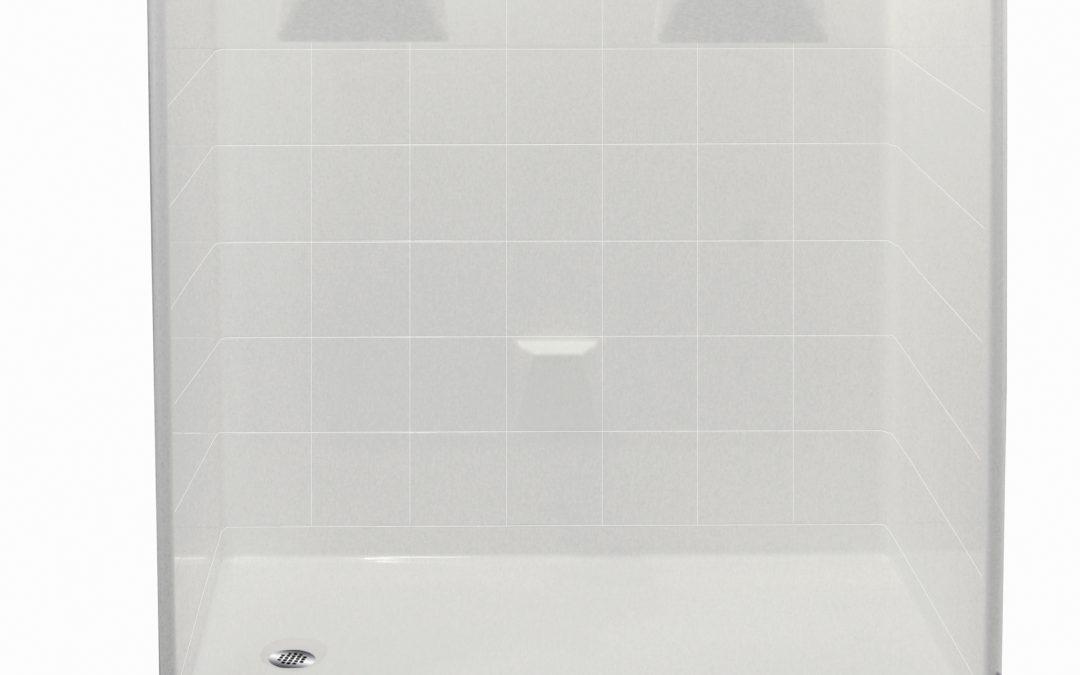 5430 Barrier-Free Shower