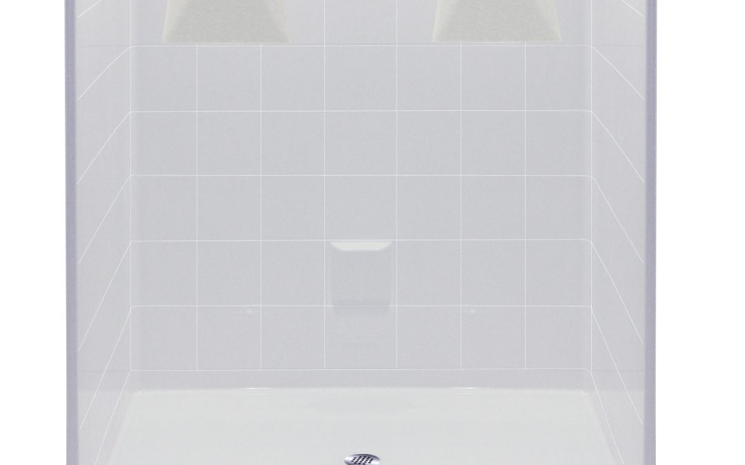 6048 Barrier-Free Shower