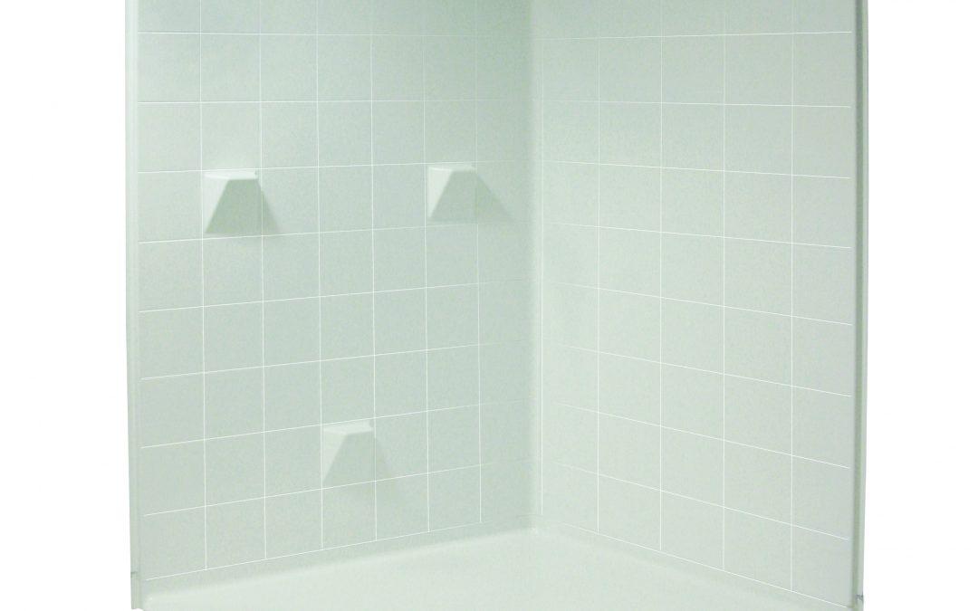 6060 Barrier-Free Corner Shower