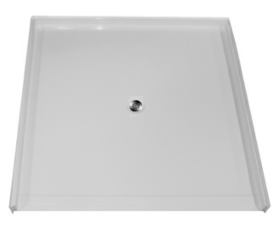 5050 Barrier-Free Shower Pan